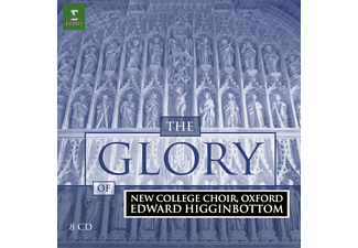 Oxford New College Choir - The Glory Of New College Choir - (CD)