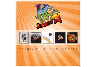 KC & The Sunshine Band - Original Album Series - (CD)