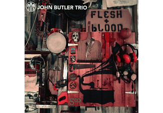 John Butler Trio - Flesh & Blood [CD]