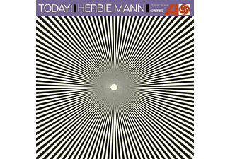 Herbie Mann - Today - (CD)