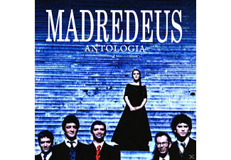 Madredeus - Antologia - (CD)