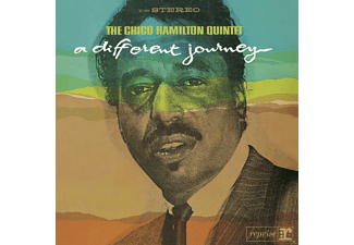 Chico Hamilton - A Different Journey [CD]