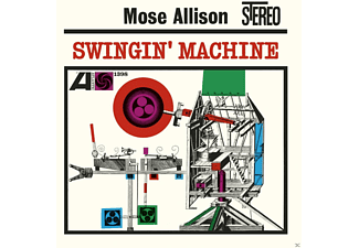 Mose Allison - Swingin' Machine - (CD)