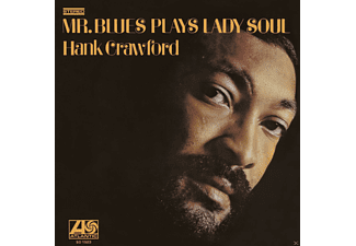 Hank Crawford - Mr.Blues Plays Lady Soul - (CD)