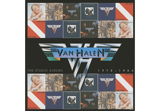 Van Halen - The Studio Albums 1978-1984 | CD