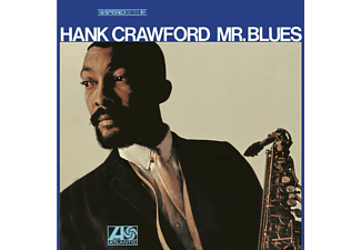 Hank Crawford - Mr.Blues - (CD)