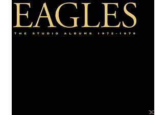 Eagles - The Studio Albums 1972-1979 - (CD)