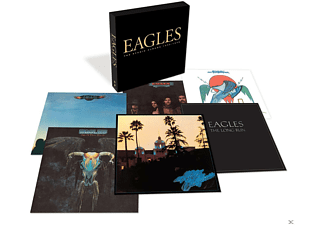 Eagles - The Studio Albums 1972-1979 [CD]
