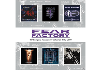 Fear Factory - The Complete Roadrunner Collection 1992-2001 [CD]