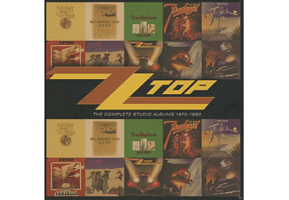 ZZ Top - The Complete Studio Albums 1970-1990 [Box-Set] - (CD)