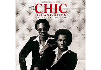VARIOUS - Nile Rodgers Presents:The Chic Organization Boxset - (CD)