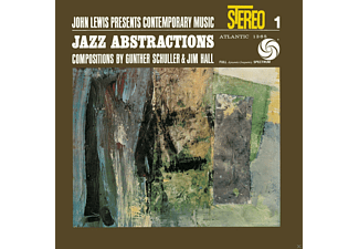 John Lewis - Jazz Abstractions [CD]