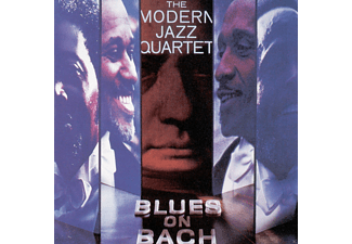 The Modern Jazz Quartet - Blues On Bach - (CD)