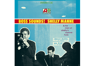 Shelly Manne - Boss Sounds! [CD]