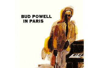 Bud Powell - Bud Powell In Paris [CD]