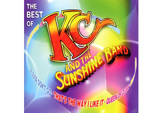 KC & The Sunshine Band - THE BEST OF - (CD)
