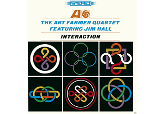 Jim Hall, Art Quartet Farmer - Interaction [CD]
