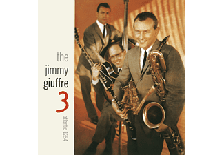 Jimmy Giuffre - Jimmy Giuffre 3 - (CD)
