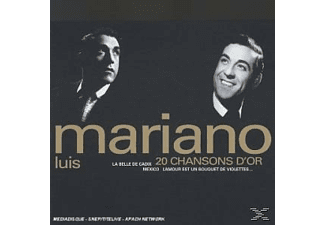 Luis Mariano - 20 Chansons D'or - (CD)