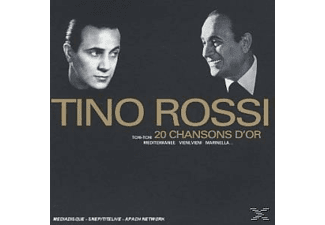 Tino Rossi - 20 Chansons D'or - (CD)