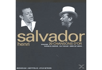 Henri Salvador - 20 Chansons D'or - (CD)