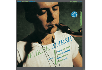 Warne Marsh - Warne Marsh [CD]