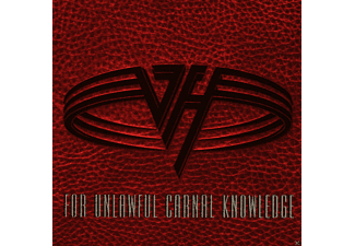 Van Halen - For Unlawful Carnal Knowledge - (CD)