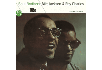 Milt Jackson, Ray Charles - Soul Brothers - (CD)