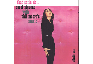 Carol Stevens - That Satin Doll - Carol Stevens With Phil Moore's Music [CD]