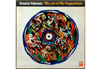 Ornette Coleman - The Art Of The Improvisers [CD]