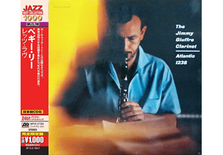 Jimmy Giuffre - The Jimmy Giuffre Clarinet [CD]