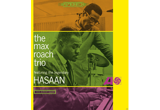 The Max Roach Trio & The Legendary Hasaan - The Max Roach Trio [CD]