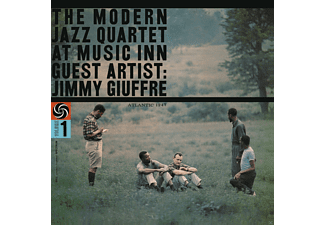 The Modern Jazz Quartet - The Modern Jazz Quartet At Music Inn - (CD)