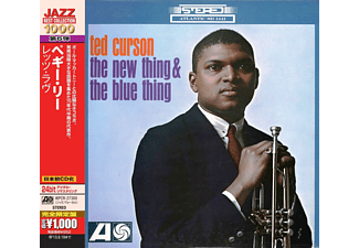 Ted Curson - The New Thing & The Blue Thing - (CD)