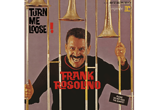 Frank Rosolino - Turn Me Loose! [CD]