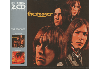 The Stooges - FUN HOUSE/THE STOOGES - (CD)