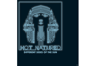 Hot Natured - Different Sides Of The Sun [CD]