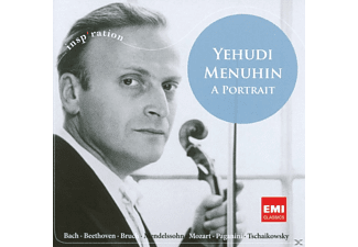 VARIOUS, Yehudi Menuhin - A PORTRAIT - (CD)