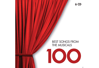 VARIOUS - 100 Best Musical Songs [CD]
