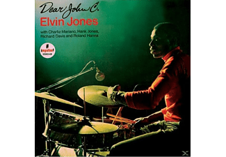 Elvin Jones - Dear John C. - (Vinyl)