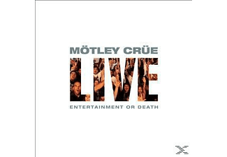 Mötley Crüe - Entertainment Or Death (Doppel Cd) [CD]