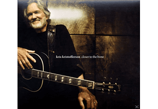 Kris Kristofferson - Closer To The Bone - (CD)