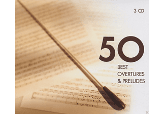 VARIOUS - 50 Best Overtures [CD]