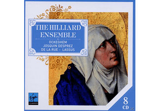 Hilliard Ensemble, Paul Hillier - The Hilliard Ensemble - (CD)