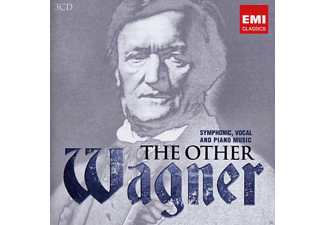 VARIOUS - The Other Wagner [Box-Set] - (CD)