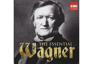 VARIOUS - The Essential Wagner [CD]