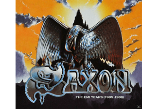 Saxon - The Emi Years (1985-1988) - (CD)