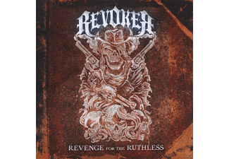 Revoker - Revenge For The Ruthless [CD]