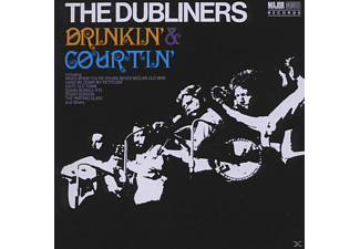The Dubliners - Drinkin' & Courtin' - (CD)