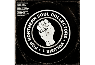 VARIOUS - For Northern Soul Collectors Vol. 1 [CD]